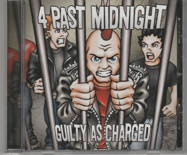 4 Past Midnight - Guilty As Charged
