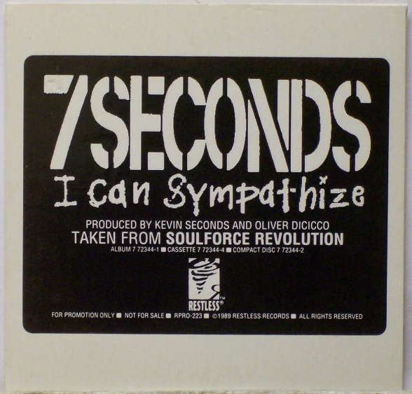 7 Seconds - I Can Sympathize