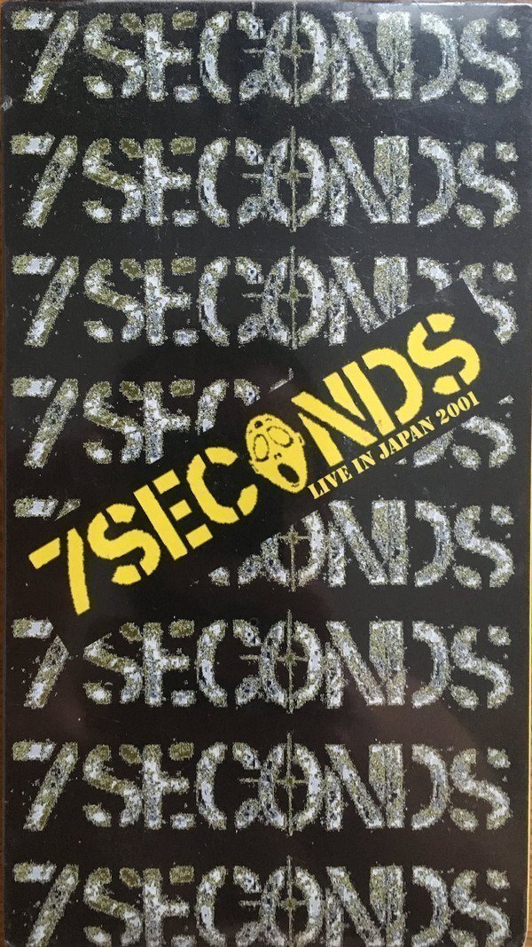 7 Seconds - Live In Japan 2001