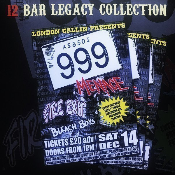 999 - 12 Bar Legacy Collection: Record 7