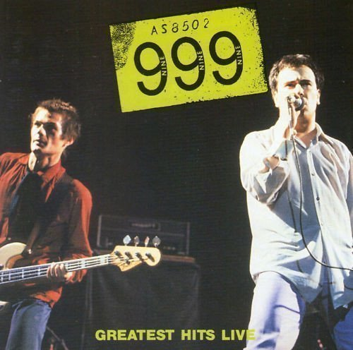 999 - Greatest Hits Live