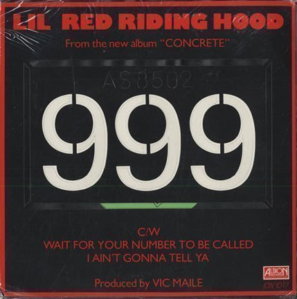 999 - Lil Red Riding Hood