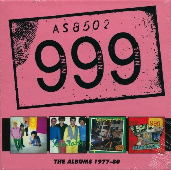 999 - The Albums 1977-80
