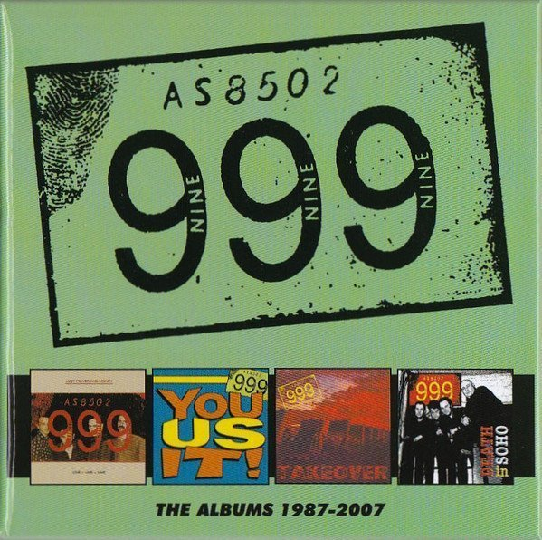 999 - The Albums 1987-2007