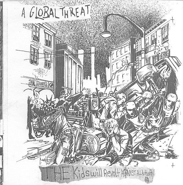 A Global Threat - The Kids Will Revolt Against All Authority