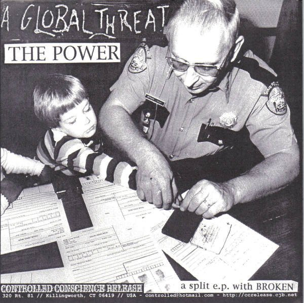 A Global Threat - The Power / Red Army Sessions