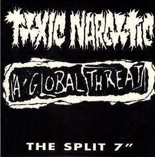 A Global Threat - The Split 7""
