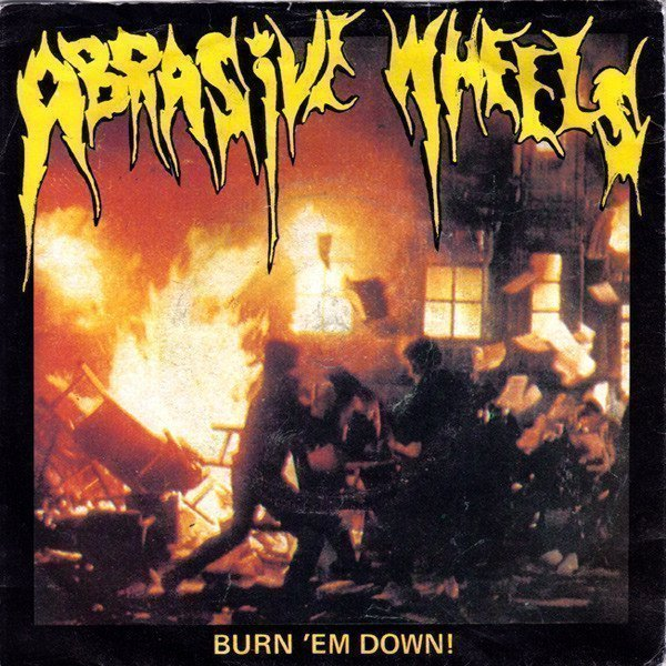 Abrasive Wheels - Burn