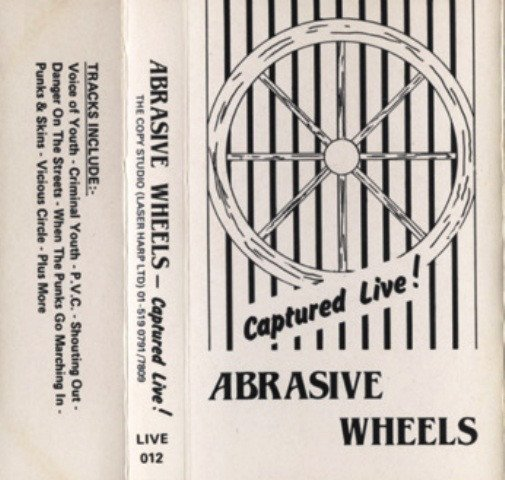 Abrasive Wheels - Captured Live!