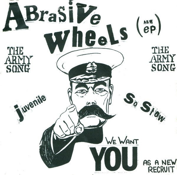 Abrasive Wheels - The Army Song (ABW EP)