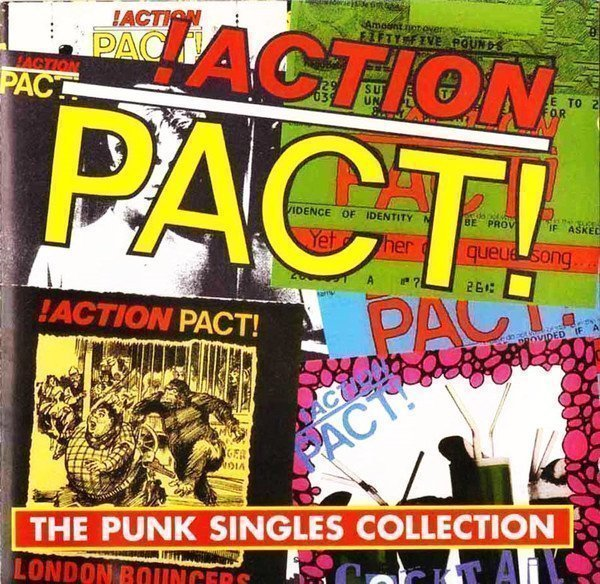 Action Pact - The Punk Singles Collection
