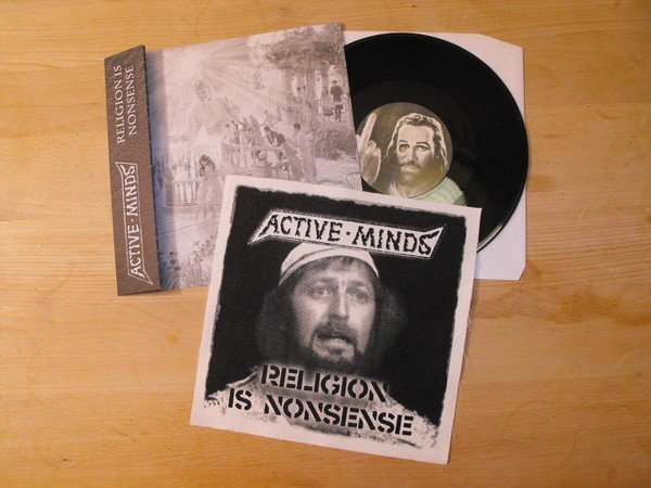 Active Minds - Religion Is Nonsense