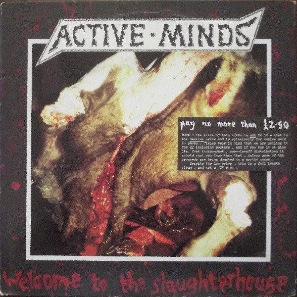 Active Minds - Welcome To The Slaughterhouse