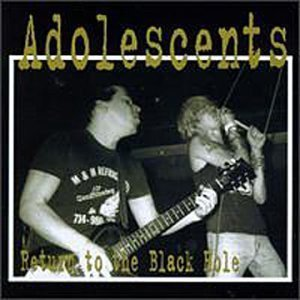 Adolescents - Return To The Black Hole