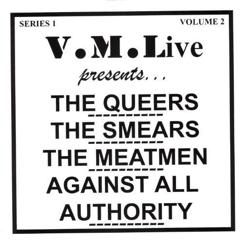 Against All Authority - The Queers / The Smears / The Meatmen / Against All Authority