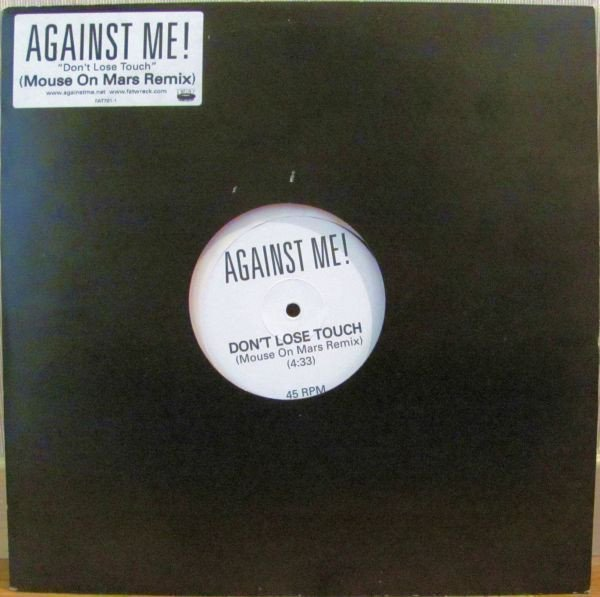 Against  Me - Don