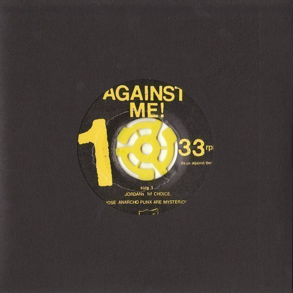 Against  Me - The Acoustic EP