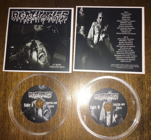Agathocles - 25 More Drilling Hits