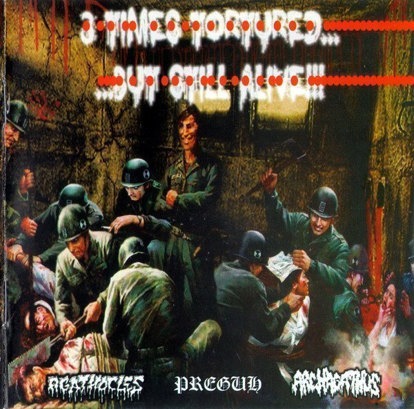 Agathocles - 3 Times Tortured... ...But Still Alive!!!
