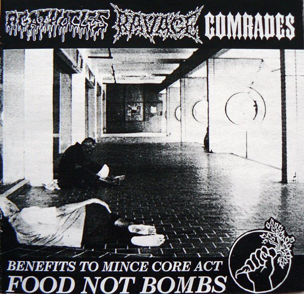 Agathocles - Benefit To Mince Core Act For Food Not Bombs