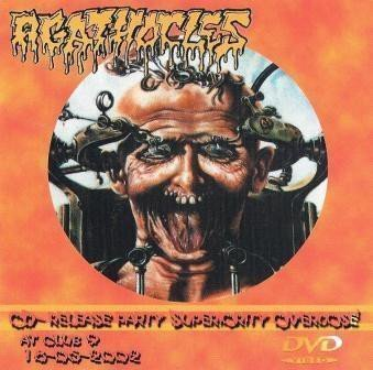 Agathocles - Cd-Release Party Superiority Overdose