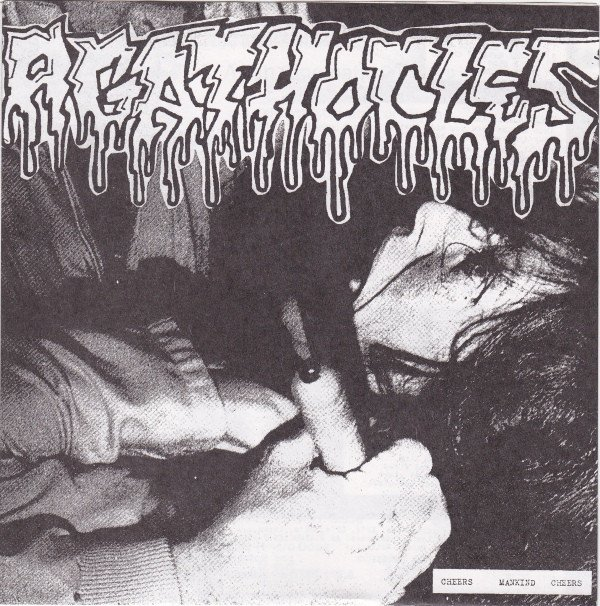 Agathocles - Cheers Mankind Cheers / Asian Cinematic Superiority