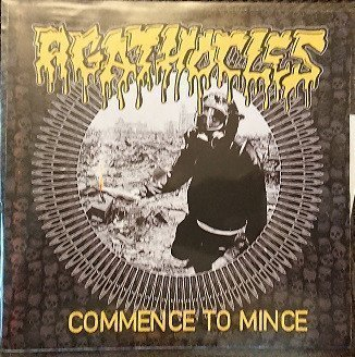 Agathocles - Commence To Mince - Live at Truckstop Alaska