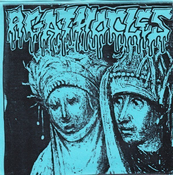 Agathocles - Disgrace To The Corpse Of New School / Agathocles