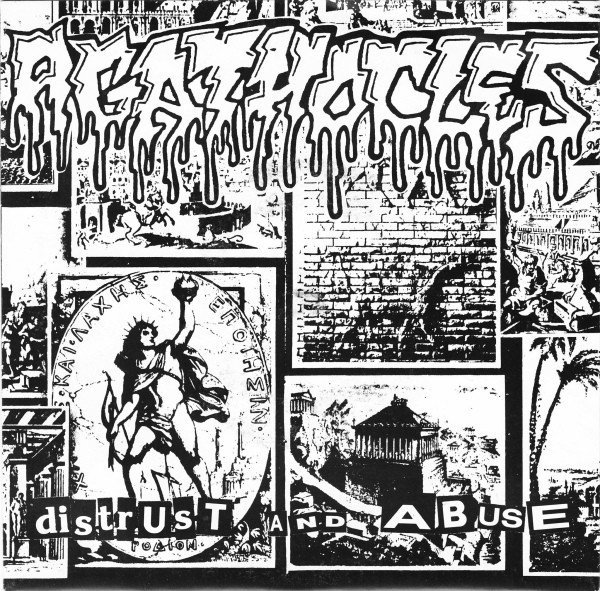 Agathocles - Distrust And Abuse