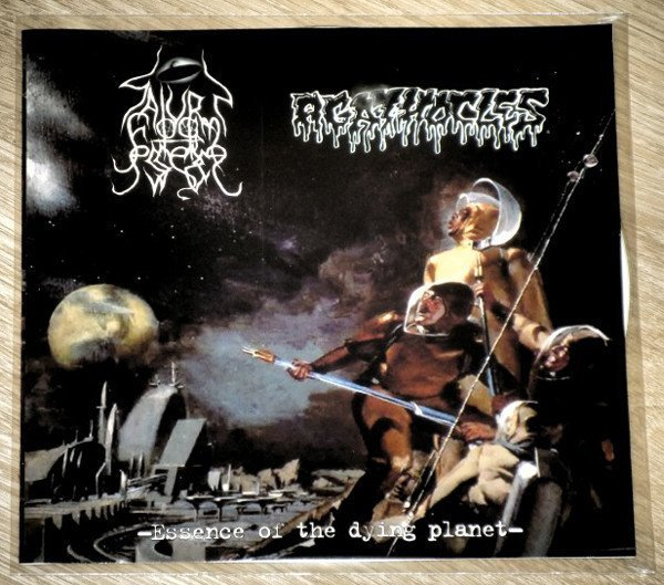 Agathocles - Essence Of The Dying Planet
