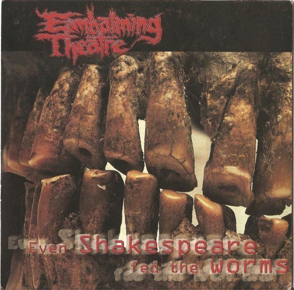 Agathocles - Even Shakespeare Fed The Worms / Piles Left To Rot