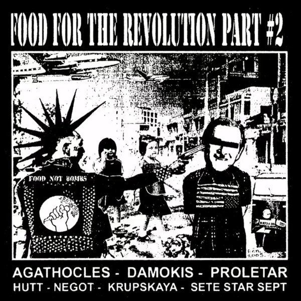 Agathocles - Food For The Revolution #2