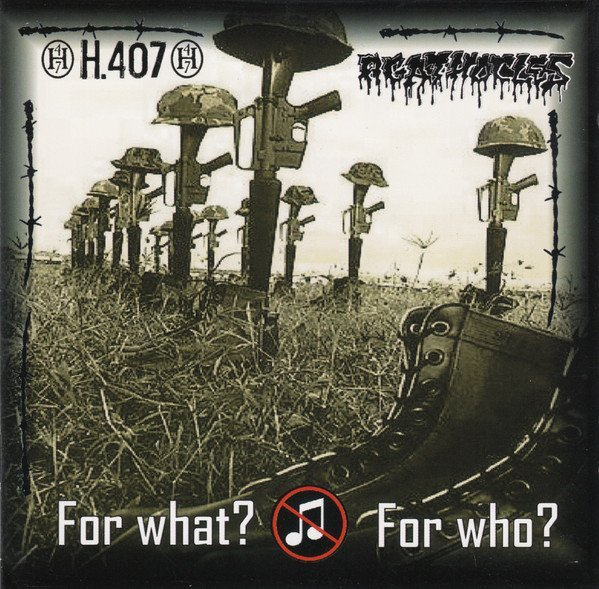 Agathocles - For What? For Who?