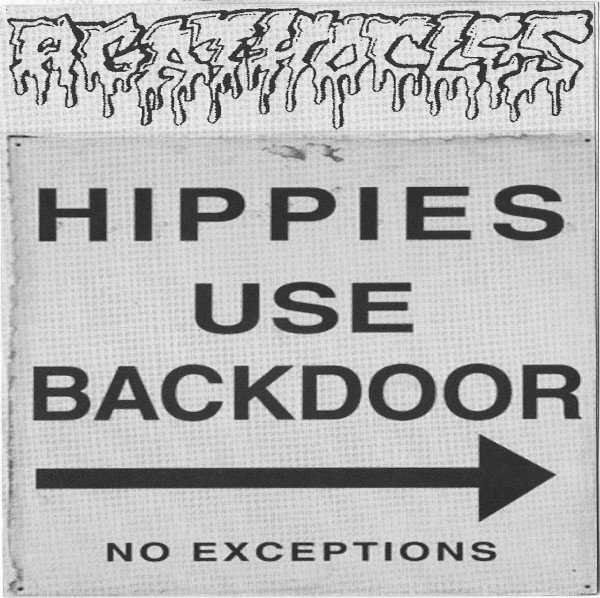 Agathocles - Hippies Use Backdoor - No Exceptions / Aftermath Of War
