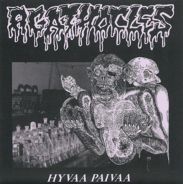 Agathocles - Hyvaa Paivaa / 25 Years Of Complete Silence
