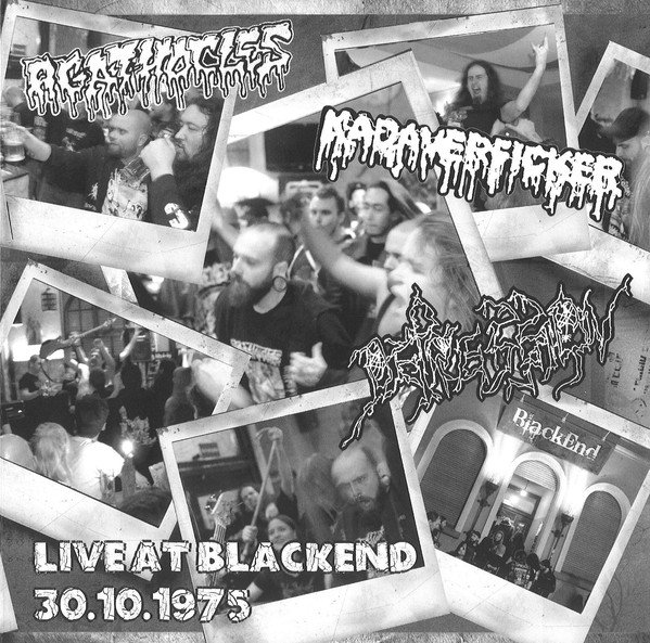 Agathocles - Live At Blackend 30.10.1975