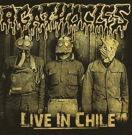 Agathocles - Live In Chile