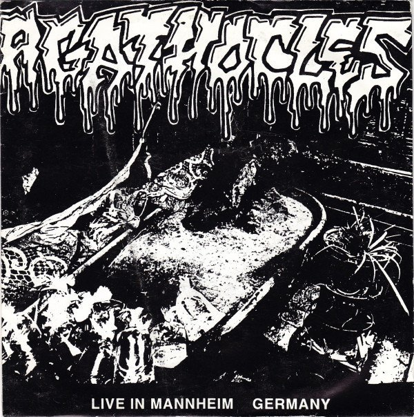 Agathocles - Live In Mannheim Germany / Live In Mannheim