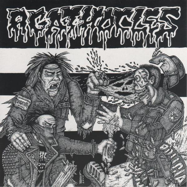 Agathocles - Living Hell Downfall