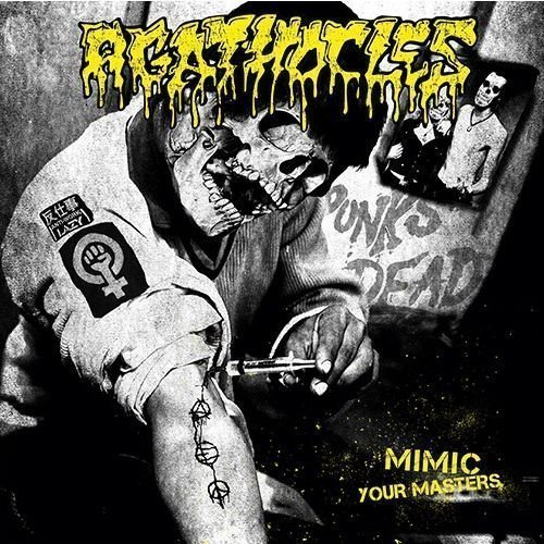 Agathocles - Mimic Your Masters / Chaos & Disorder