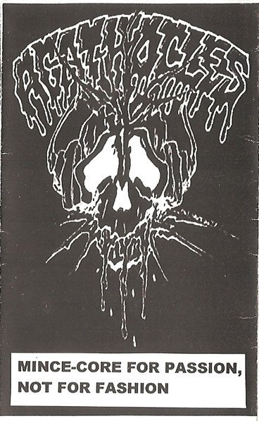 Agathocles - Mince-core For Passion, Not For Fashion