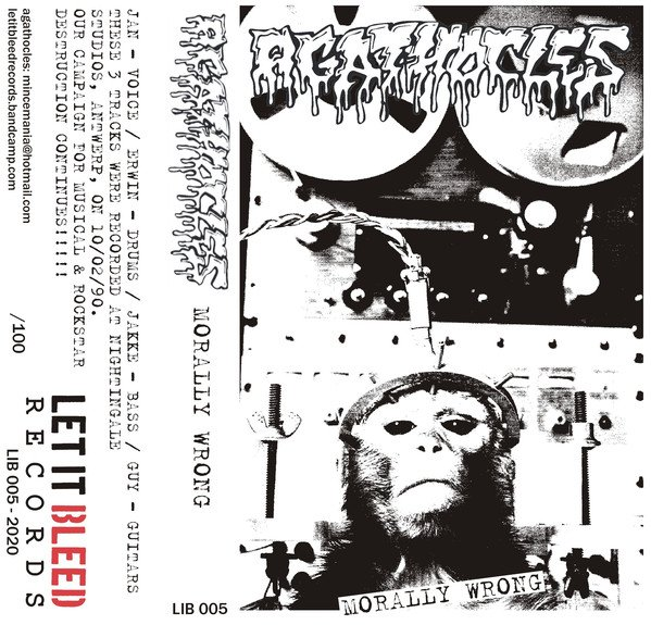Agathocles - Morally Wrong