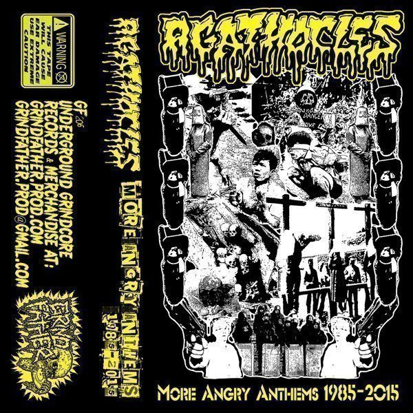Agathocles - More Angry Anthems 1985 - 2015