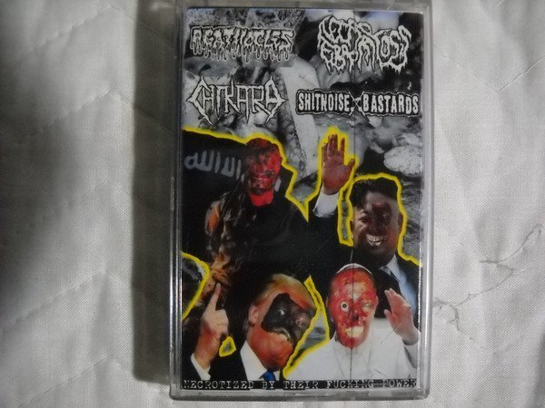 Agathocles - Necrotized By Their Fucking Power