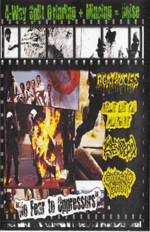 Agathocles - No Fear To Oppressors