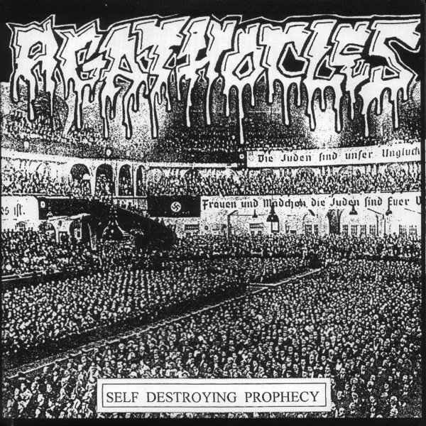 """Agathocles - Self Destroying Prophecy / """"Lord Of Murder"""" And """"Cup Of Many Lands"""""""