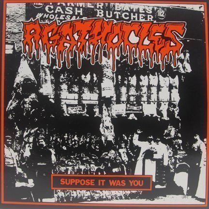 Agathocles - Suppose It Was You / Drudge