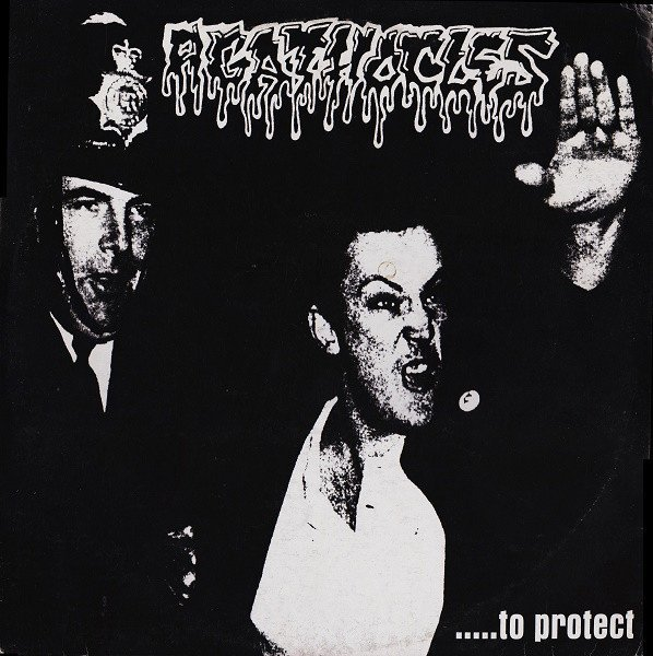 Agathocles - .....To Protect / Rotten World But No Bore Shit!!