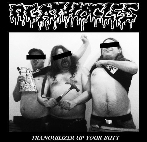 Agathocles - Tranquilizer Up Your Butt / CSMD