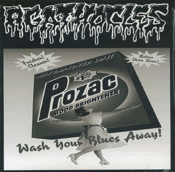 Agathocles - Wash Your Blues Away! / The Nothing I